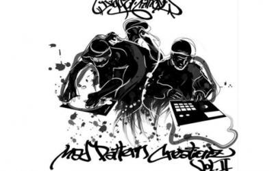 Digga Mindz – Mad Pattern Creationz, Vol. 2