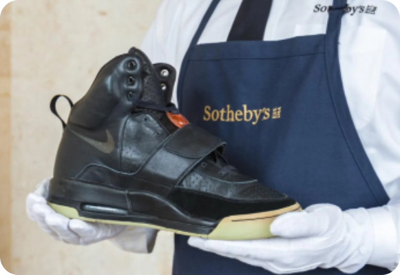 $1.8 Million Private Sale of Kanye West 'Grammy Worn' Nike Air Yeezy 1
